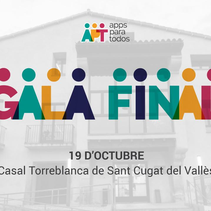 Apps per a Tothom Gala Final